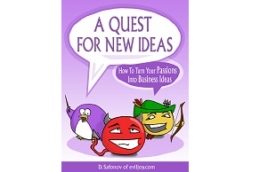 A Quest for New Ideas